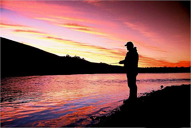 Destino de pesca Río Grande, Tierra del Fuego, Patagonia