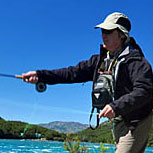 ¿Dónde aprender a pescar con mosca?