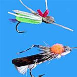Imitaciones de Saltamontes, secretos para una gran pesca