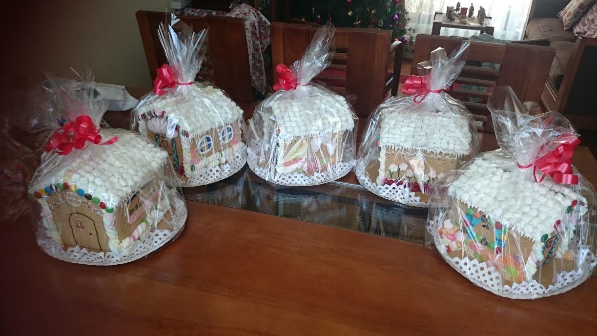 Casita de galleta para Navidad: Simplemente deliciosa | Postres