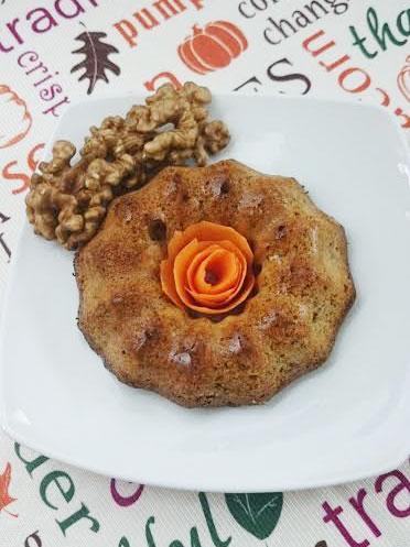 Queque De Zanahoria Y Nueces Una Receta Para Salir De Lo Comun Guioteca Añadir 1 a 1 los huevos y mezclar. queque de zanahoria y nueces una