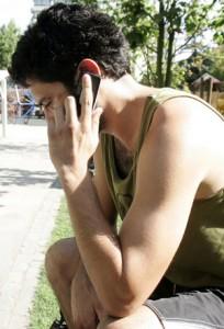Abusar celular