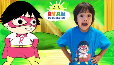 Ryan Toysreview: Foto: YouTube.