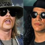 Es oficial: Los Guns N´Roses confirmaron la reunión con Axl y Slash