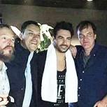 La gran sorpresa de La Ley: El destacado cineasta Quentin Tarantino es uno de sus fans