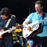 Michael Fox tocó con Coldplay y todo el mundo enloqueció: Video con un momento imperdible