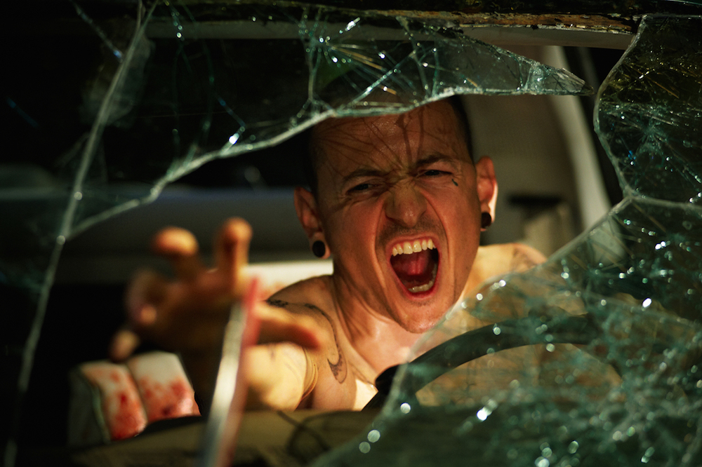 Chester Bennington Linkin Park muere