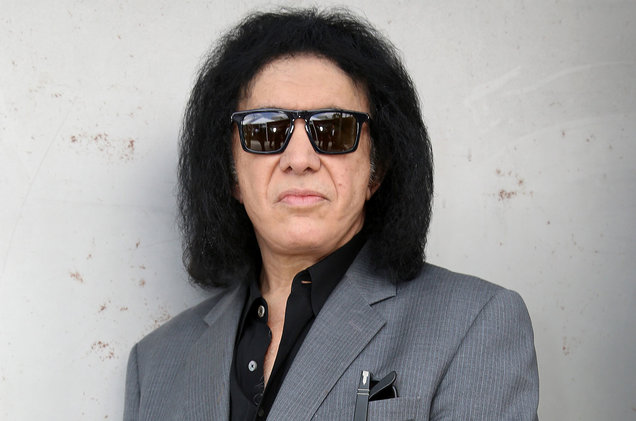 Gene Simmons de Kiss