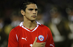 Mark González Chile