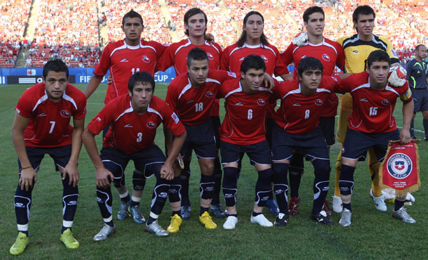 Chile Canadá 2007