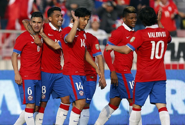 Chile Soccer Chile Paraguay