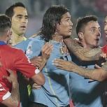 Uruguayos siguen envenenando partido con Chile: Ahora viralizan provocativo afiche