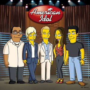 Los Simpsons - American Idol