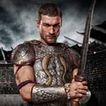 """Spartacus: Blood and Sand"", los dioses de la arena"