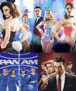 The Playboy Club Pan Am Mad Men