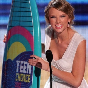 Teen Choice Taylor Swift