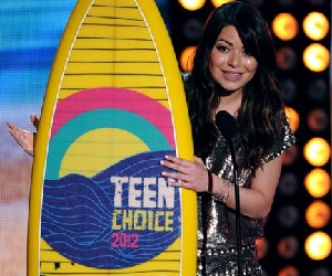 Teen Choice Miranda Cosgrove
