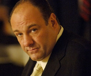 James Gandolfini - Tony Soprano