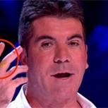 Simon Cowell, el jurado más odiado de Britain's Got Talent fue atacado con huevos