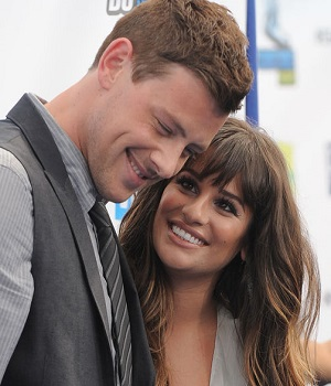 Cory Monteith - Lea Michelle