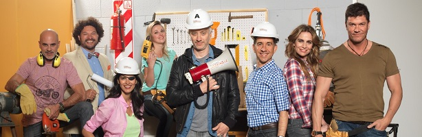 Extreme Makeover Home Edition Latin America