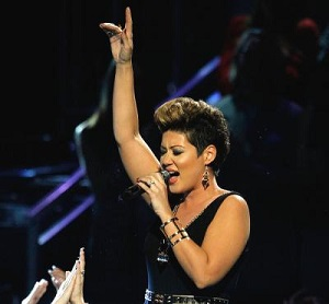 The Voice - Tessanne Chin