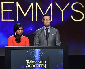 Mindy Kaling - Carson Daly