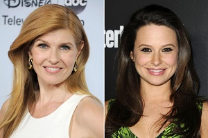 Connie Britton - Katie Lowes