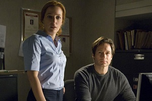 Los agentes Mulder y Scully regresan a la TV.