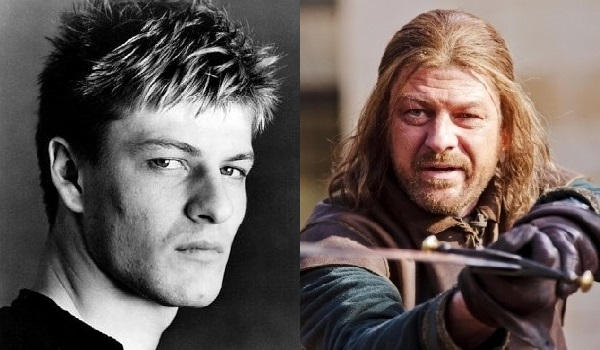 Sean Bean / Eddard 'Ned' Stark.
