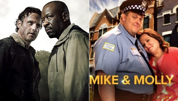 The Walking Dead - Mike & Molly