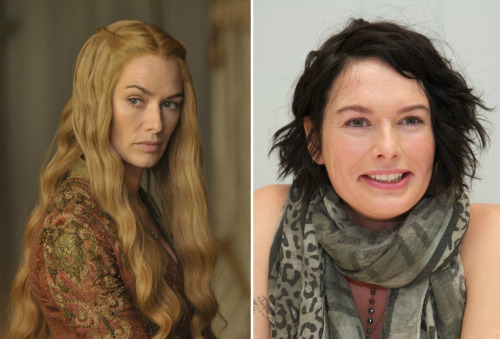 Lena Headey, de Game of Thrones
