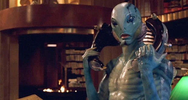 Doug Jones - Abe Sapien / www.nightmarishconjurings.com