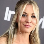 "Kaley Cuoco muestra irreverencia total en su tenida de fiesta de despedida de ""The Big Bang Theory"""