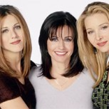 "La foto de Jennifer Aniston, Courteney Cox y Lisa Kudrow que ilusiona a seguidores de ""Friends"""