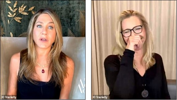 Lisa Kudrow habló con Jennifer Aniston y explicó por qué nunca vio un episodio de Friends / www.dailymail.co.uk
