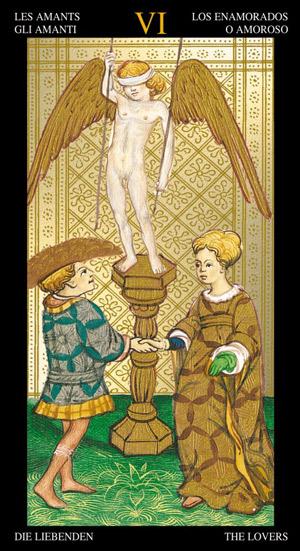 Origen Tarot