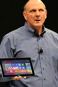 Surface tablet de Microsoft