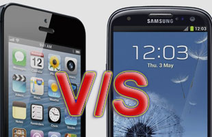 IPhone vs Samsung S IV