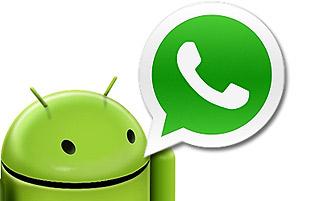 WhatsApp Android cobro
