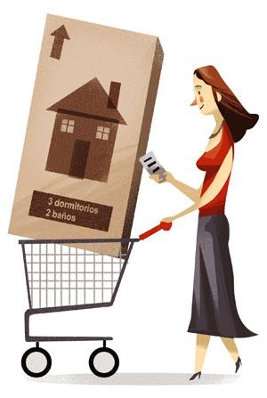 Comprar viviendas