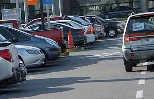 Estacionamientos en malls, ¿quién es el responsable?