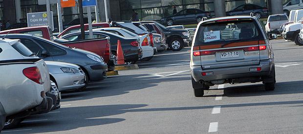 Estacionamiento malls