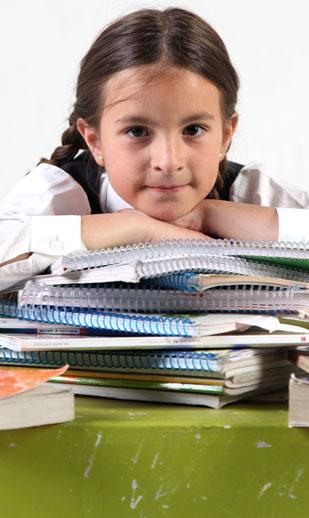 Uniformes y útiles escolares
