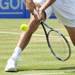 ¿Cómo se juega tenis en pasto?
