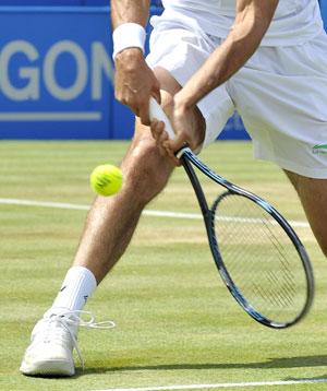 Pasto Sintetico para Tenis