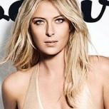 Sharapova: Sensuales fotos para Esquire