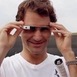 Roger Federer entrena usando Google Glass: Video muestra la inédita experiencia