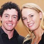 Golfista Rory McIlroy deja plantada a la tenista Caroline Wozniacki a días del matrimonio