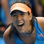 Gabriñe Muguruza: La tenista de moda en Roland Garros